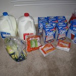 Savings Saturday: $40 weekly grocery budget