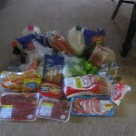 Savings Saturday: My first week with my $40 grocery budget