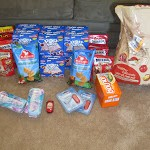 My $40 weekly grocery budget