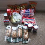 My $40 weekly grocery budget shopping trip