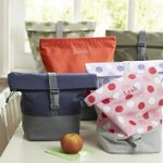 Pottery Barn Kids lunch sack for $5.99