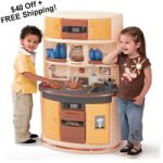"""Step 2 """"12 Deals in 12 Days"""" – get the Modern Lines kitchen for $89.99 with free shipping!"""
