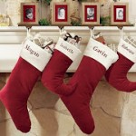 Save big on stockings and other holiday decor from Pottery Barn!
