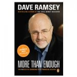 Free copy of Dave Ramsey's More Than Enough