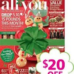 Get two All You Magazine Subscriptions for the price of one!