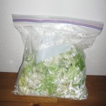 Thrifty Thursday: Make your own weekly salad bag!