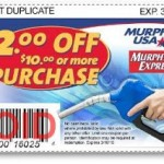 $2 off a $10 Murphy USA gas purchase printable coupon!