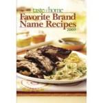 The Taste of Home $5 cookbooks are back!