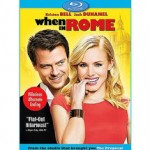 When in Rome on Blu Ray for $10.32 at Walmart!