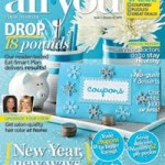 Get a 30 month subscription to All You Magazine for $25!