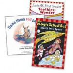 Hot deal for teachers: build your K-5 classroom library with 50 books for $50!
