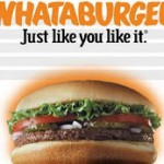 Get a free Whataburger on August 3rd!