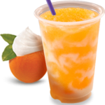 Get a free Taco Bell Orange 'N Creme Swirl Fruitista Freeze!