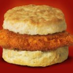 Get a free Chick-fil-A Spicy Chicken Breakfast Biscuit!