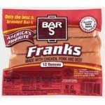 $1/1 Bar S printable makes hot dogs a moneymaker at Kroger!