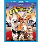 Get $10 off Beverly Hills Chihuahua 2 PLUS 25 Disney Movie Rewards points!