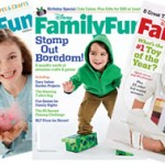 Plum District daily deal: Get a one year Family Fun subscription for free!