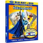 Save $5 off Megamind on Blu Ray and DVD!