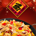 Get free Firecracker chicken from Panda Express!