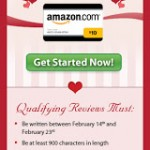 Viewpoints: Write 10 qualifying reviews, get a $10 Amazon gift card!