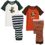 Walmart: toddler PJ sets only $4 each!