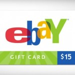 HOT Groupon deal:  $15 eBay credit for $7!