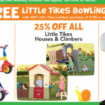 Hot Deal on Little Tikes items at Toys 'R Us!
