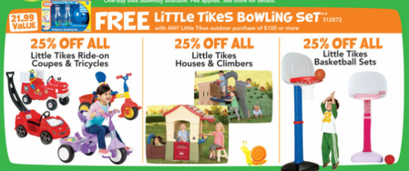Little Tikes is a popular manufacturer and designer of toys and activity tools for kids. History. Little Tikes was founded in Hudson, Ohio by Thomas Murdough. Little Tikes was, at the onset, thought out to be a mere toy store that would stock and sell toys from other manufacturers to the local public.