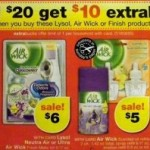 Planning ahead:  CVS Air Wick deal!