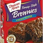 HOT printable:  $.50/1 Duncan Hines brownies!