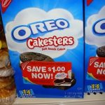 Target:  Oreo Cakesters just $.99!