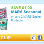CVS freebie:  Mars Easter candy!