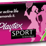 Get a free sample of Playtex Sport!
