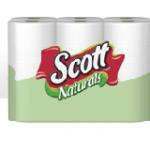 More Walgreens deals:  Scott paper towels and Colgate Wisp