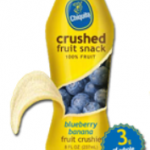 Safeway:  $.50 Chiquita Fruit snacks!
