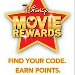 Disney Movie Rewards:  Get 25 bonus points!