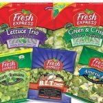 HOT new $.50 Fresh Express salad mix printable!