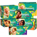 HOT:  Pampers diapers and wipes PRINTABLE coupons!