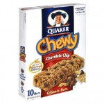 Target:  Quaker granola bars for just $.92/box!