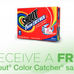 Freebie Alert:  Shout Color Catcher!