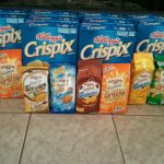 TX/LA Kroger shoppers:  Last chance for cheap cereal and Goldfish crackers!
