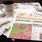 Houston GROUPON deal:  50% off Houston Chronicle!