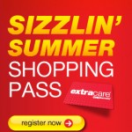 CVS:  Like them on Facebook, you may get a 25% off shopping pass!