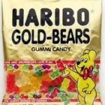 Printable coupon alert:  $.30/1 Haribo Gummi Bears is BACK!