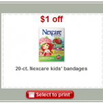 Target:  Cheap Nexcare bandages!