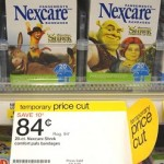 New Target deals:  FREE Nexcare bandages, cheap flash cards!