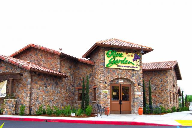 Olive Garden Restaurant Number Woodbridge Nj