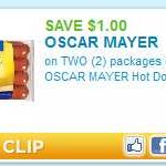 Target:  Cheap Oscar Mayer hot dogs + cheap Q-tips!