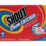 FREEBIE ALERT:  Free Shout Color Catchers!