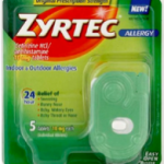 CVS fans:  Zyrtec moneymaker!